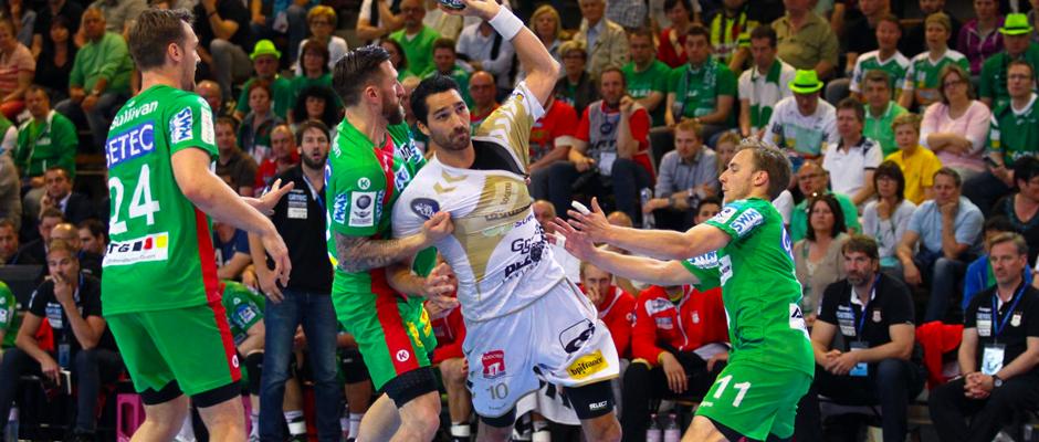Lors de la saison 2016-2017, Saint-Raphaël avait terminé à la 4ème place du Final4 de la Coupe EHF