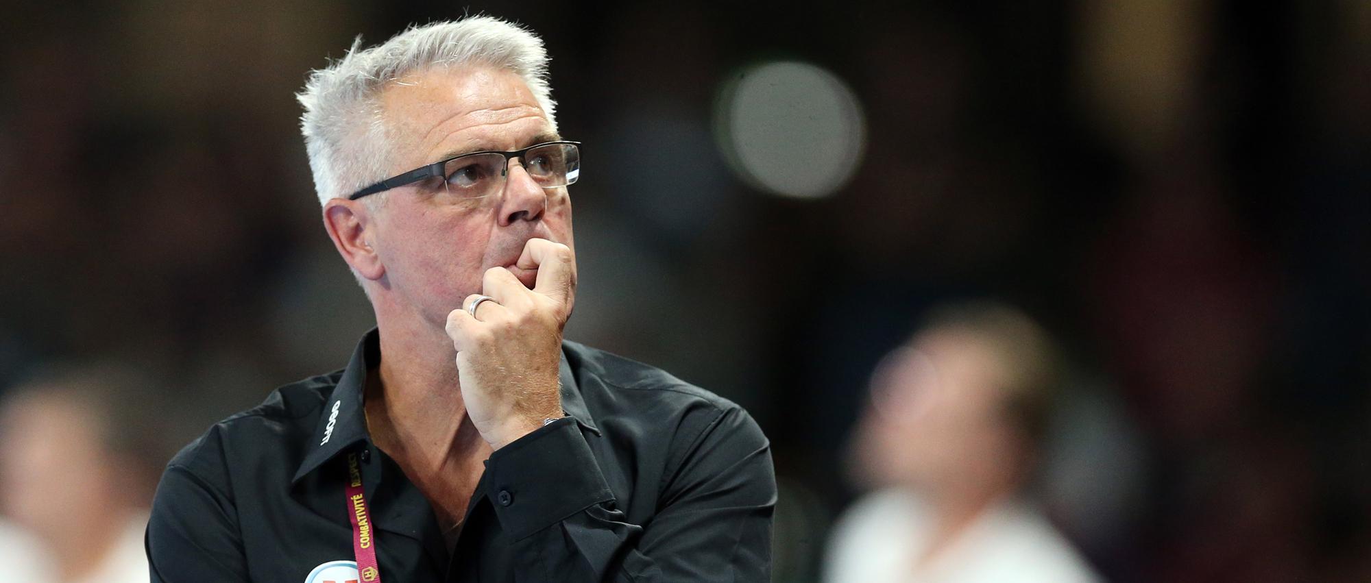 Thierry Anti est président de  7Master, le groupement des entraîneurs et des professionnels de la formation de Handball