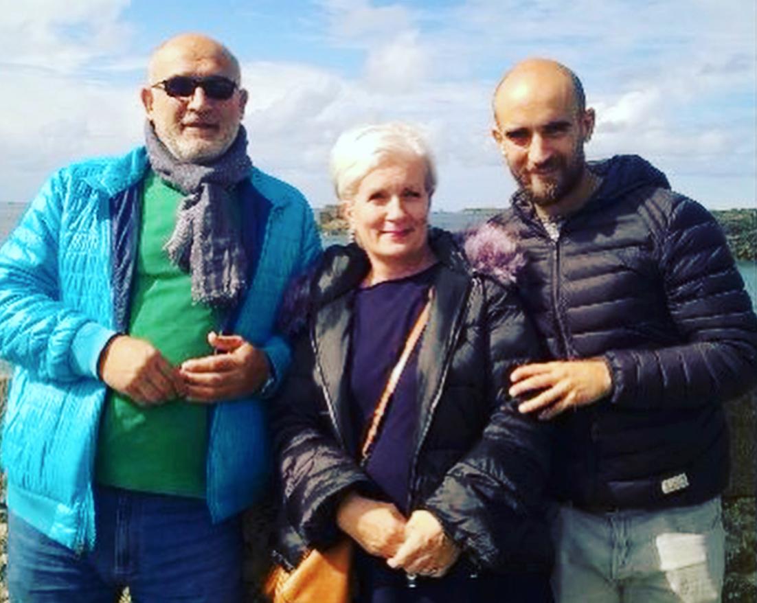 Arber en famille. (Instagram du joueur)