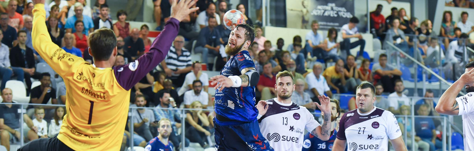 La semaine dernière, l'ambitieux LH87 s'est qualifié pour les 1/8èmes de finale de Coupe de la Ligue aux dépends d'Istres, Champion de Proligue la saison passée