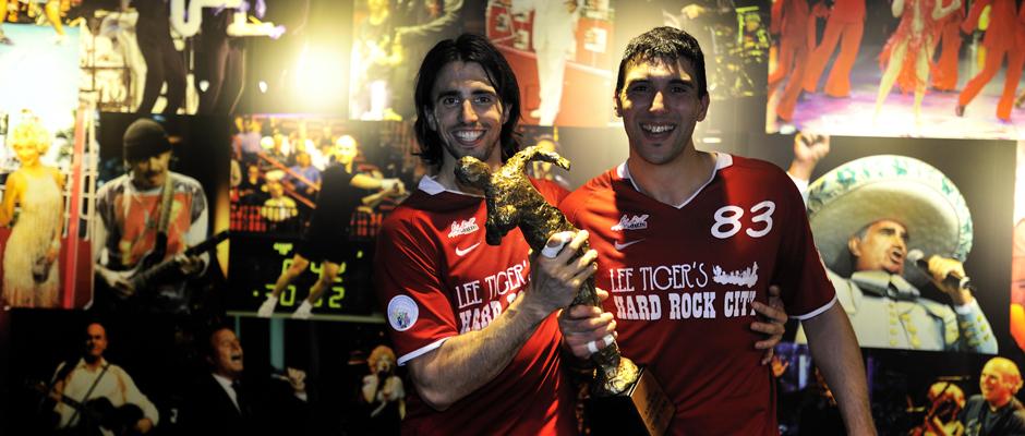 Bastien Cimondo et Sassi Boultif (aujourd'hui à Tremblay) faisaient partis de l'effectif Istréen en 2009