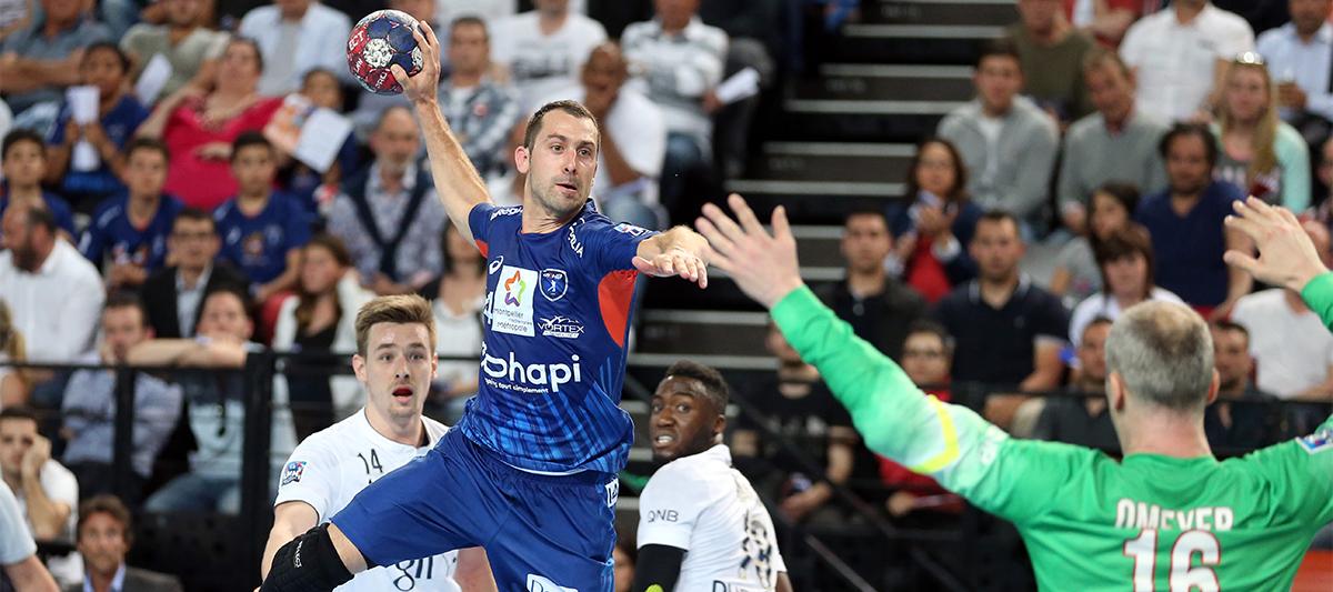 Depuis près de 20 ans, Michaël Guigou se confronte à Thierry Omeyer, à l'entrainement comme en match officiel.
