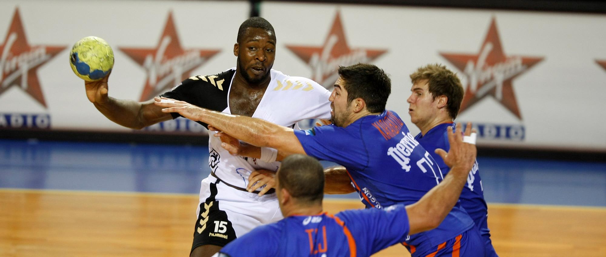 Formé à Chambéry, Zacharia N'Diaye a joué 7 saisons chez les Savoyards (2003-2010).