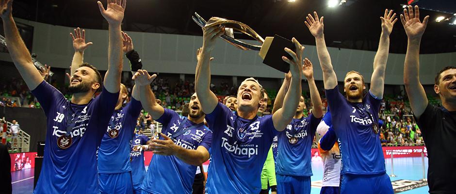 Le Montpellier Handball a remporté l'édition 2018 du Trophée des Champions by Lidl