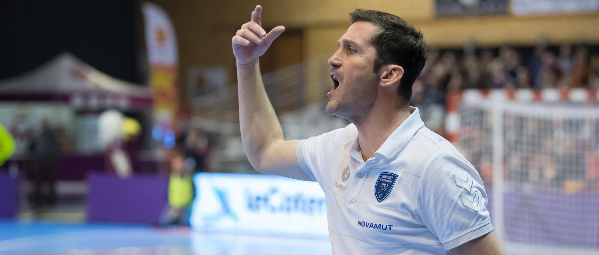 Ancien joueur professionnel et international français, Stéphane Plantin est aujourd'hui entraîneur à Nancy, en Proligue