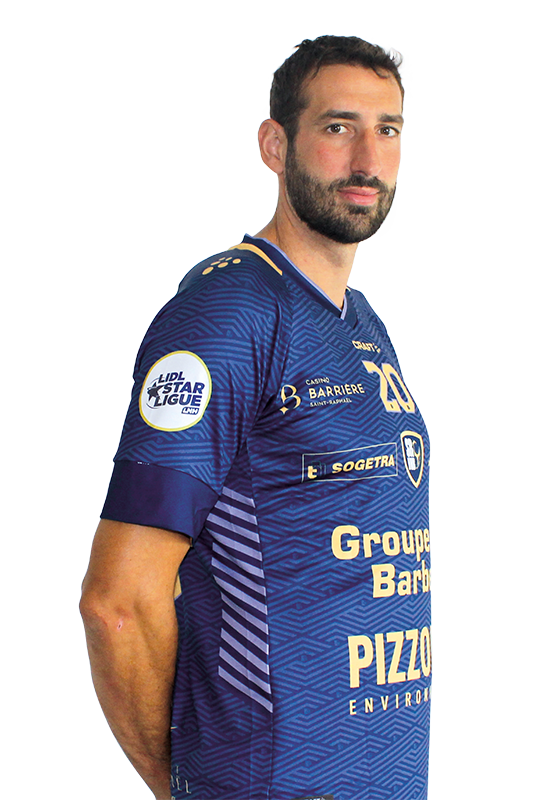 20 - Raphaël CAUCHETEUX