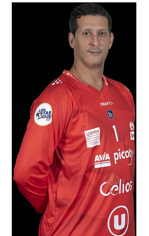 joueur Yassine IDRISSI