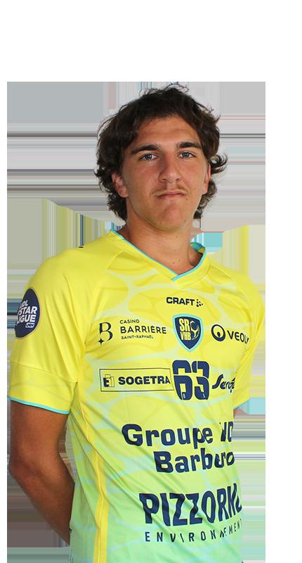 63 - Nicolas LUBRANO