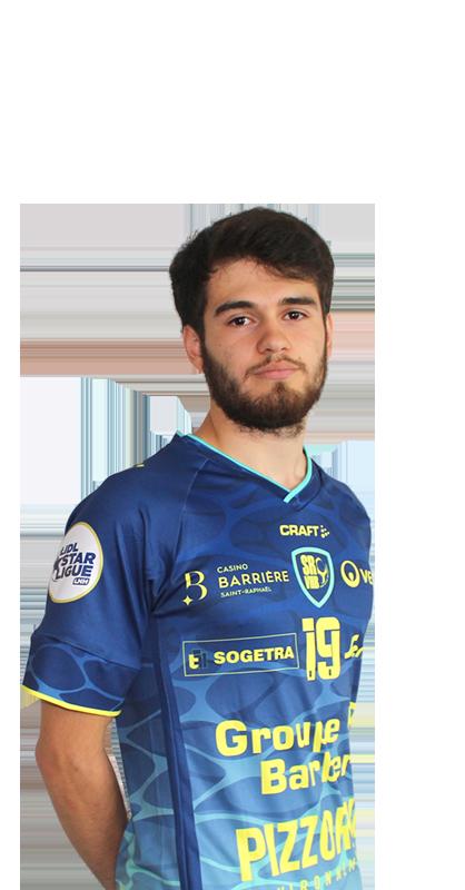 19 - Lucas SANTONI