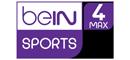 Match diffusé sur  BEIN SPORTS MAX 4