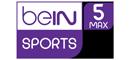 Match diffusé sur  BEIN SPORTS MAX 5