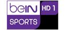 Match diffusé sur  beIN SPORTS 1