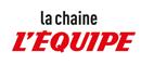 Match diffusé sur  la chaine L'ÉQUIPE